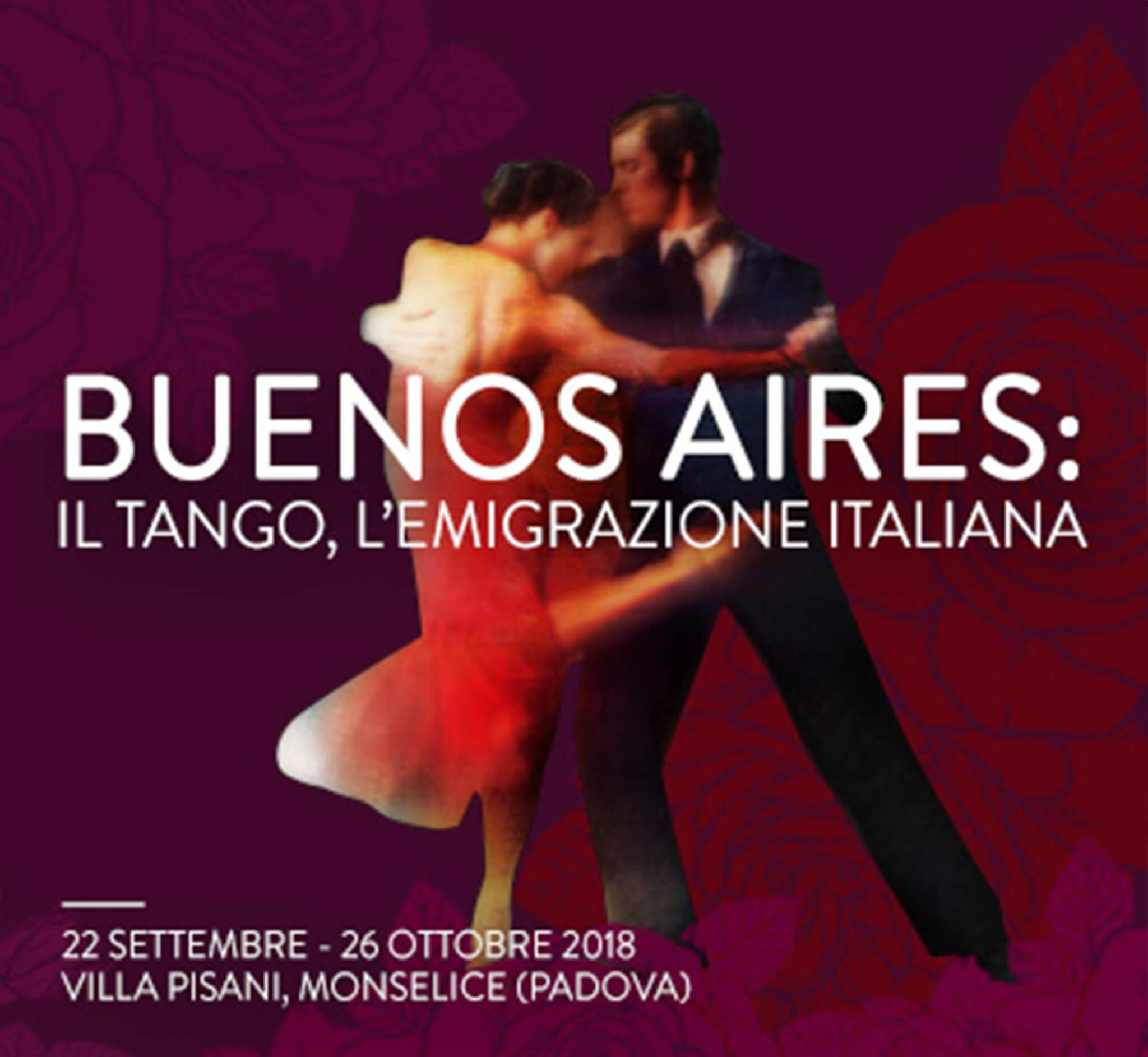 BUENOS AIRES:  TANGO AND THE ITALIAN EMIGRATION – exposition, events, screenings