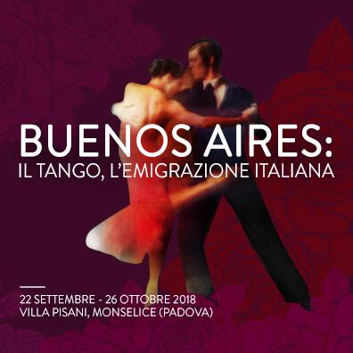 BUENOS AIRES: IL TANGO, L'EMIGRAZIONE ITALIANA – Mostra, eventi, proiezioni
