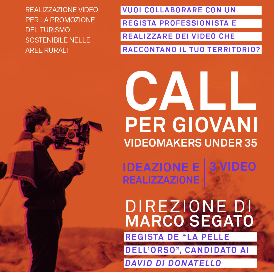 #fromCollitoAdige / CALL FOR YOUNG VIDEOMAKERS