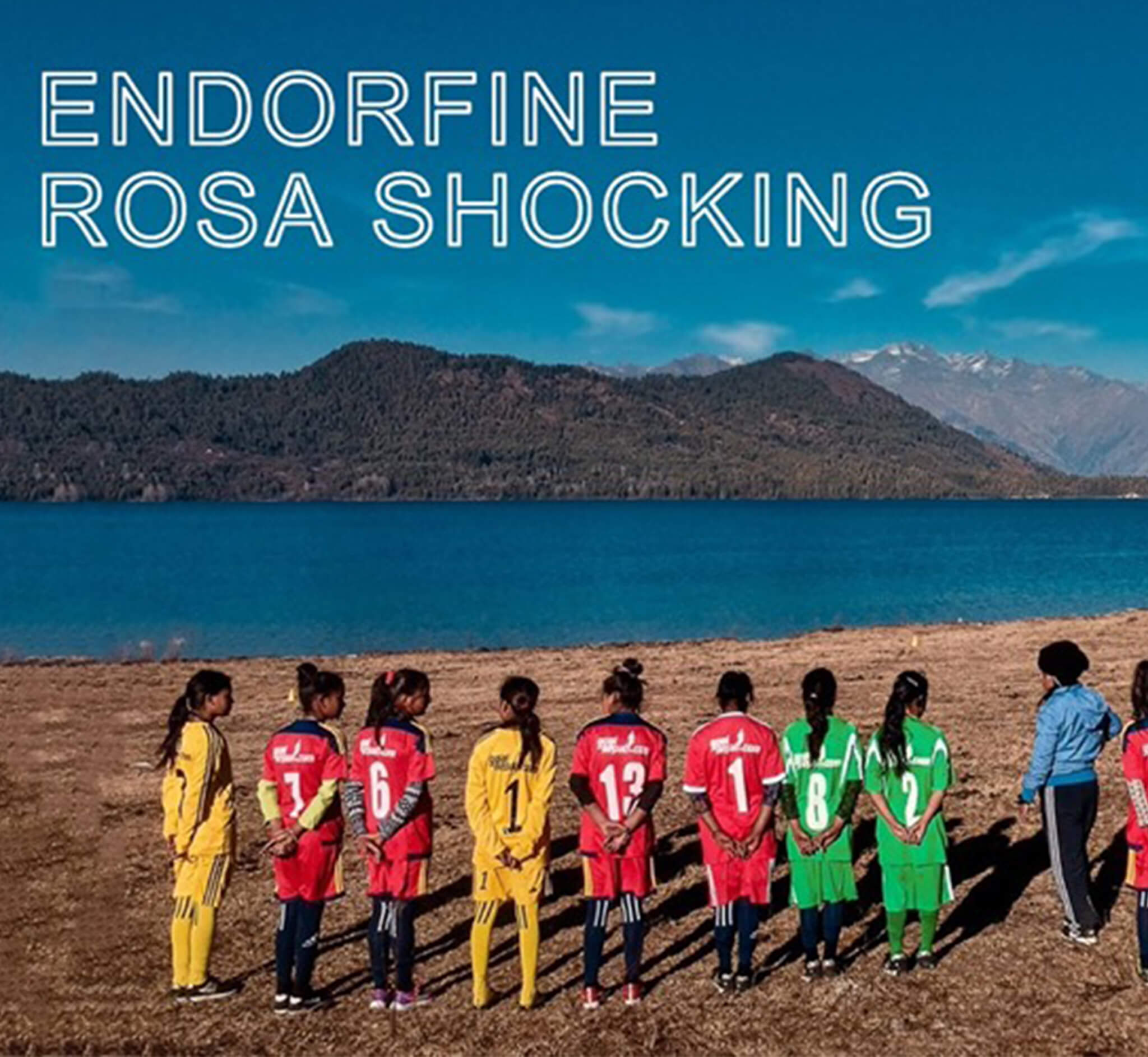 ENDORFINE ROSA SHOCKING