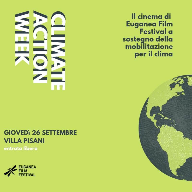 Maratona di film per la CLIMATE ACTION WEEK