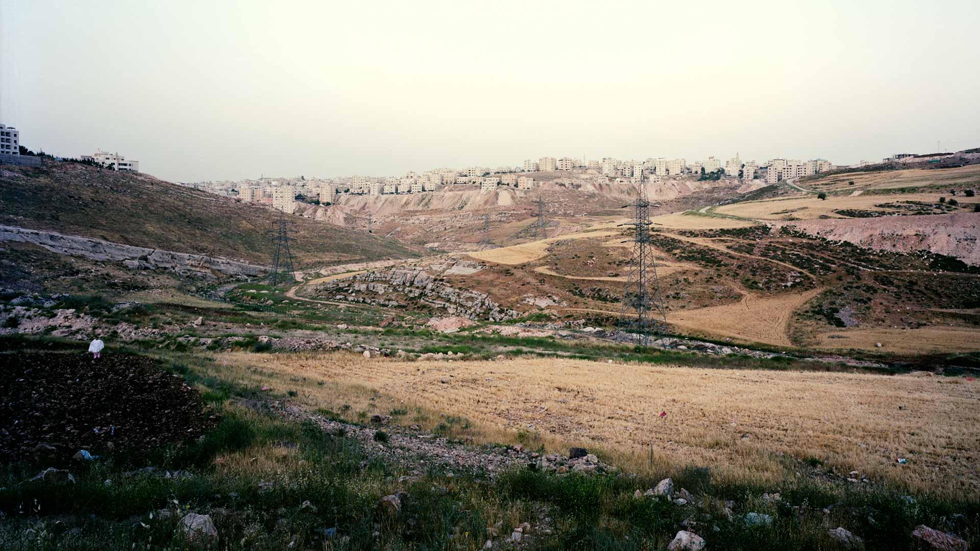 Tracce di polvere dal sogno di Palestina – mostra fotografica
